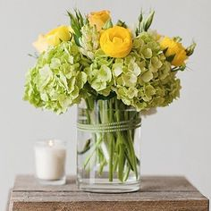 BloomNation connects you with local florists around the country who are true artists (they'll even send you a pic of the hand-crafted bouquet before the flowers are sent out!).