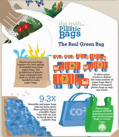 The Real Green Bag #BagTheBan