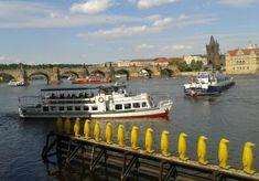 Prag und moderne Penguine Czech Republic, Modern, Prague, City, Destinations, Viajes