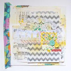 **Mon scrap par Liliema**: Art Journal