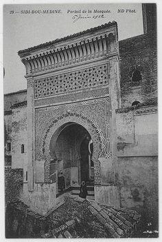 Tlemcen, Mosque of Abu Madyan, 1338, Algeria