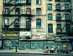 urban decay | chinatown | nyc