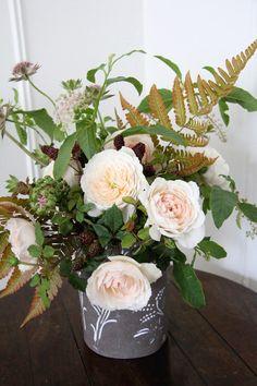 Blooms in Season | Natalie Bowen Design for Sacramento Street