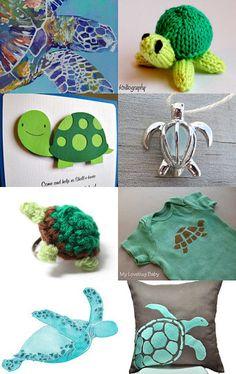 Turtles--Pinned with TreasuryPin.com