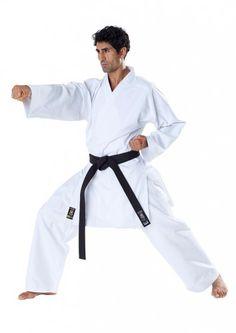 Profesjonalne KarateGi dla wymagających KarateKa. Wykonane przez TOKAIDO z wysokiej jakości bawełny. Idealny strój do Karate