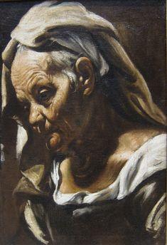 Head_of_an_Old_Woman - orazio borgianni