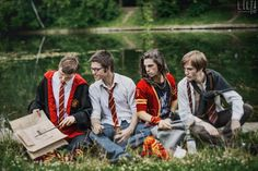 Marauders by Lilta-photo.deviantart.com on @DeviantArt