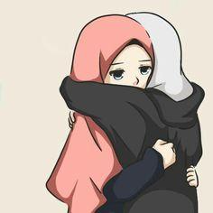 Birthday girl drawing anime art 43 Ideas for 2019 Bff Drawings, Cartoon Drawings, Girl Cartoon, Cartoon Art, Hijab Drawing, Islamic Cartoon, Hijab Cartoon, Islamic Girl, Cute Friends