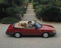 Saab 900 Cabrio : chic et décalée - Le Point