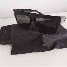 077b985d67c CELINE ZZ TOP Sunglasses Super fab 100% authentic Celine sunnies. Seen on  Kardashian-