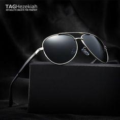 FuzWeb Top unisex polarized sunglasses Stylish vintage men women UV400  brand sun glasses lentes de 83f5c7c50bae