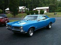 1966 Pontiac GTO, That's a sweet GOAT but maybe they will go 4 wheeling...Bob