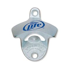 Abre Cerveza Aqui (Open Beer Here) Starr Wall Mounted Opener Zinc plated cast iron. Mounting screws included Original Starr X Brand Wall Mounted Opener Beer Bottle Opener, Bottle Openers, Wall Mounted Bottle Opener, Iron Wall, Wine And Beer, Just In Case, Cast Iron, Stationary, Kitchen Utensils