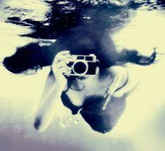 Lights, camera, splash