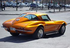 1963 Chevrolet Corvette Stingray Split Window