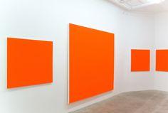 bright orange color pinting - Google Search