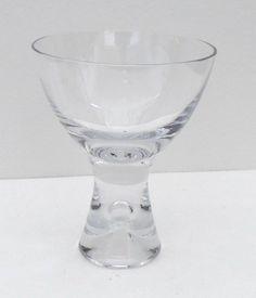 Iittala Finland Crystal Tapio Champagne Tall Sherbet Glass Tapio Wirkkala | eBay