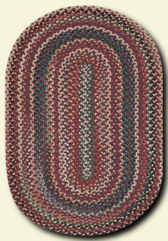 Bear Creek Oval from Alexanian Carpeting