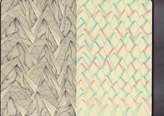 b+c Geometric Patterns, Mountain, Drawings, Illustration, Design, Sketches, Illustrations, Drawing, Draw