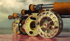 Fly Fishing Reels - Deciding On The Best Bass Fishing Equipment Saltwater Fishing Gear, Fly Fishing Gear, Pike Fishing, Bass Fishing, Fly Gear, Fly Reels, Fishing Reels, Drop Shot Rig, Fishing Photography