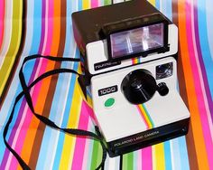 I really need to find the Polaroid that I have and get film for it somewhere. I'm dying to use it.