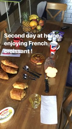 What a French homestay Programme is. French Croissant, Adeline, Language School, Food, Chinese Language, Language Lessons, Learn English, Essen, Meals