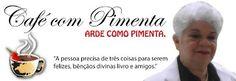 Café com Pimenta - By Miriam:                      UM BLOG...