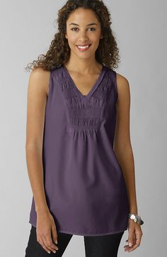 Purple Tank - Comes in some other great colors too