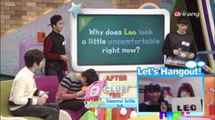 """After School Club EP35 V.I.X.X 빅스""""VOODOO DOLL """" HYDE 저주인형 ヴィックス"""