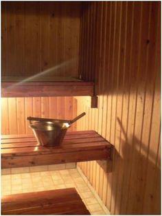 Venla, sauna
