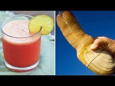 How To Make Natural Viagra Using Only 2 Ingredients Ayurveda, Garlic Pills, Jugo Natural, Watermelon And Lemon, Whitening Skin Care, Best Cinnamon Rolls, Men Health Tips, Enhancement Pills, Recipes