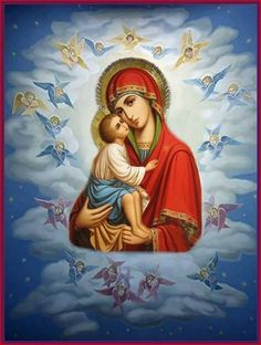 Mary Magdalene And Jesus, Mary And Jesus, Blessed Mother Mary, Blessed Virgin Mary, Good Shepard, Hail Holy Queen, Church Icon, Jesus Christ Images, Mama Mary