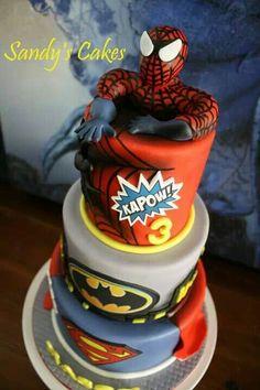 Joker Cake Batman Robin And Jokers On Pinterest