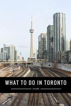 The best shops, restaurants, and cafés in Toronto