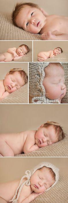 Mandy Marie Photography |des moines newborn photographer| newborn girljpg