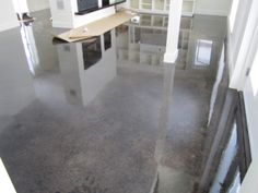 this pin is all about polished concrete