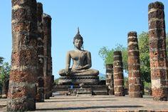 Sukhotai in Thailand