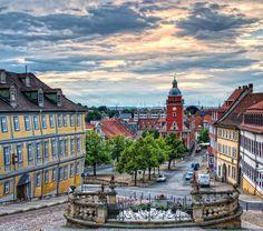 Gotha (Thüringen)- Deutschland