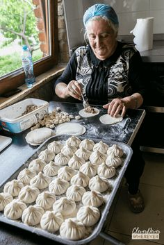 Georgian Food is delicious, rich and vegetarian-friendly. Read what to eat in Georgia the country.
