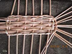 Мастер-класс Плетение: Поднос и МК овального дна Бумага газетная. Фото 12