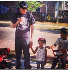 August relationship with his nieces • kɑıℓıƗʘʘkuƗe •
