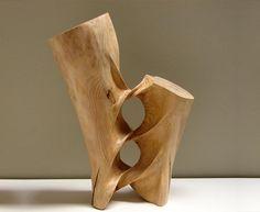 Verdrehte Holz-Skulpturen - Originelle Kunst von Xavier Puente Vilardell [LangweileDich.net]
