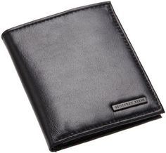 Geoffrey Beene Mens Mead Multi Card Holder, Black, One Size Geoffrey Beene. $21.90. 100% cowhide leather. Bill compartment. 9 credit card pockets. Extra storage compartments. Leather framed id window. Do not machine wash. Save 45% Off!