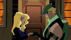 Black Canary Comic, Arrow Black Canary, Justice League Animated, Hybrid Moments, Batgirl And Robin, Company Of Heroes, Team Arrow, Lena Luthor, Green Arrow