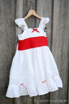 Mary Poppins Inspired Dress, Mary Poppins, Princess Play Dress, Princess