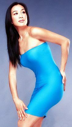 Caz chung bikini model