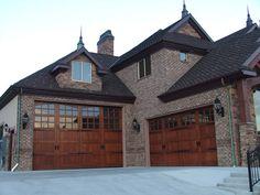 Amazing Garage With Side Facing Doors