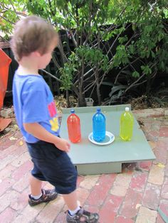 Ring Toss game.