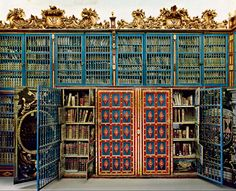 Another view of the University of Salamanca Library in Salamanca, Spain. - Kate Tilton