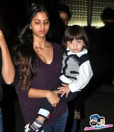 Stars Spotted 2015 -- Suhana Khan Picture # 327536